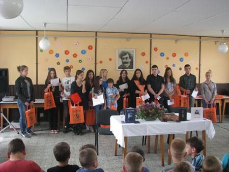Literarni konkursi, Zablaće
