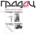 Библиографија часописа Градац