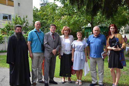 Представници Библиотеке Чачак у Румунији