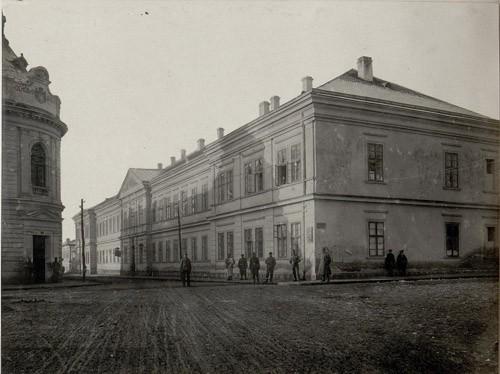 Okružna komanda u Čačku 1915
