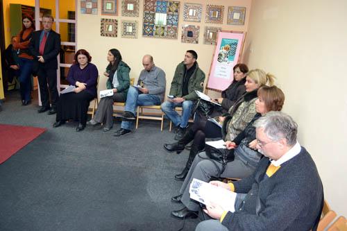Мобилизација сећања конференција за медије у Чачку 8. 12. 2014.