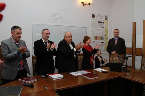 Odbrana doktorata Bogdan Trifunovic