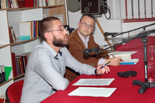 Никола Баковић и Богдан Трифуновић