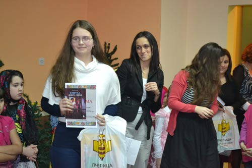 Najbolji citaoci Decjeg odeljenja Cacak