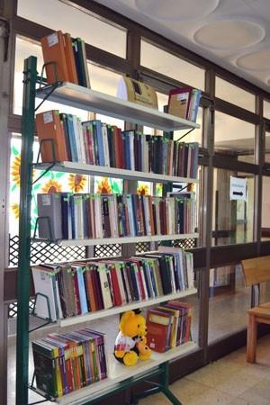 Отворена библиотека Дечје одељење Болнице Чачак